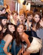 Shel'tter Shibuya Grand Opening – Beautiful People, Stylish Fashion, Good Food & Fun Party Pictures