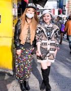 Shibuya Girls w/