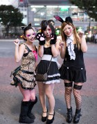 Shibuya Halloween Costume Street Snaps - 50+ Pictures!