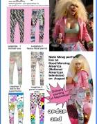Nicki Minaj Boosts Japanese Designer Shojono Tomo in TV Appearance