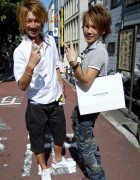 Two Smiling Shibuya Guys on Cat Street