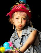 """""""Harajuku Collection"""" by Spinns – Spring 2012 Fashion Show with Silent Siren & Kyary"""