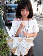 Straw Handbags – Tokyo Summer Fashion Trend