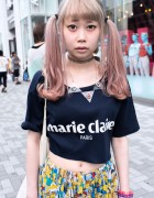 Japanese Street Fashion Trends – Summer 2013