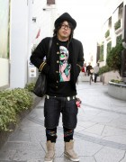 Cool Cats, Rick Owens, Ambush & Giza in Harajuku