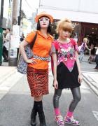 Hysteric Glamour vs. Romantic Standard & G2?