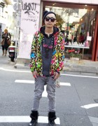 Japanese MC in JOYRICH, ANAP & Top Shop