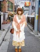 Kinji , Spinns & Flea Market Fashion in Harajuku