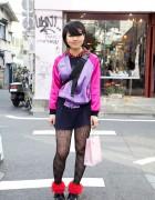 Candy Stripper, Nadia & WC by Chinatsu Wakatsuki