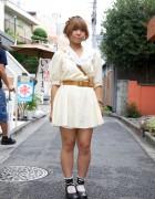 Gaijin & Hikari Resale Summer Style in Harajuku