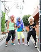 Sentaa Guys w/ Alba Rosa, CoCoLuLu, Glad News & Colorful Hairstyles