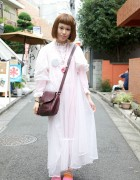 Harajuku Girl's Panama Boy & Kinji Resale Style w/ Nile Perch & 6%DOKIDOKI
