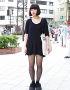 Basic Black Style from American Apparel & Tokyo Bopper