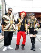 Loco Mack – J-Pop Group Harajuku Street Snaps