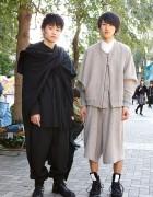 Minimal Fashion w/ Yohji Yamamoto, A.P.C. & Man of Moods