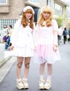 Super-Kawaii Spank! Backpacks w/ Nile Perch & Tokyo Bopper in Harajuku