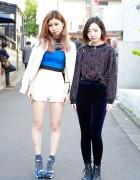 Emoda Fashion & Emoda x Tsuru Sandals vs. Resale Style & Dr. Martens in Harajuku