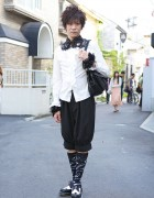Alice and the Pirates, Black Peace Now & Dr. Martens in Harajuku