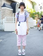 Layered Outfit w/ Panama Boy, Spinns & Paris Kids in Harajuku