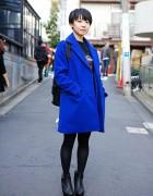 Lowrys Farm Coat, Mickey Mouse, Ray Cassin & WEGO in Harajuku