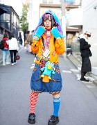 Harajuku Decora w/ Hair Clips, Super Lovers, Toy Story & IChigoUsagiByou