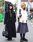 Kinji Harajuku Fashion & No Fall vs Vintage Sukajan & Tokyo Bopper