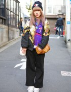 Harajuku Resale Style w/ Panama Boy, Pin Nap, I Am I & Jouetie
