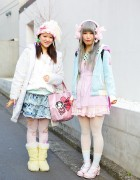 Pastel Harajuku Fashion w/ Nile Perch, 6%DOKIDOKI & Listen Flavor