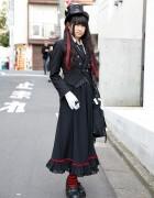 Handmade Gothic Harajuku Fashion w/ h.NAOTO Spiderweb Bag