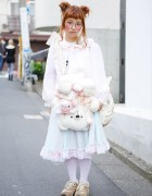 Grimoire Vintage Pastel Fashion w/ Freckleat, Yakusoku & Pink House