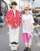 Harajuku Duo w/ Resale & Vintage Fashion, YRU, Monomania & Dr. Martens