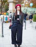 Layered Outfit w/ Vivienne Westwood, Chanel, Comme des Garcons & Lanvin