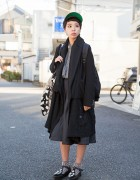 Comme des Garcons, Tokyo Bopper & Resale Fashion in Harajuku