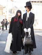 Dark Harajuku Fashion w/ Alice Auaa, Black Peace Now, Atelier Boz & Miho Matsuda