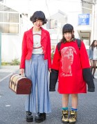 Harajuku Girls w/ Vivienne Westwood, Dog, Tupac, Dangerous Nude & Spinns