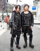 Sex Pot Revenge Harajuku Street Styles w/ Yosuke Platform Boots