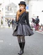 Gothic Harajuku Style w/ Black Peace Now, Blacklist, Alchemy Gothic & Killstar