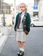 Bubbles Harajuku Designer in Dazzlin, Very Brain, Toga & Alice Black