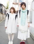 macromauro Backpacks, Hatra, Keisuke Yoneda & merci beaucoup in Harajuku