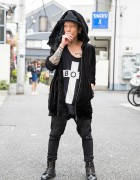Harajuku Guy's Piercings & Tattoos w/ Julius, Boy London, Oz Abstract & Dr. Martens