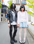 Harajuku Girls in Milklim, Milk Boy & Sex Pot Revenge Fashion