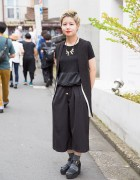 Harajuku Girl w/ Short Hair in Murua, Spiralgirl & Goocy Fashion