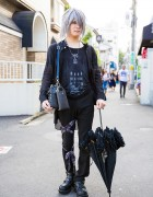 Dark Harajuku Fashion w/ Laurant, Alice and the Pirates, Black Peace Now & Yosuke
