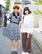 Harajuku Girls in Aymmy in the Batty Girls, San to Nibun No Ichi & Tokyo Bopper