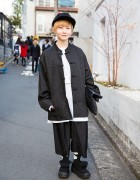 Harajuku Girl in Tang Jacket, Monomania Pants, Tokyo Bopper Shoes & Connecter Resale Items