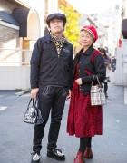 Classic Harajuku Rockabilly Street Style w/ Johnny Kool, Good Rockin' & Savoy