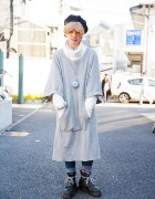 Harajuku Guy in Comme des Garcons, Vivienne Westwood & Dr. Martens