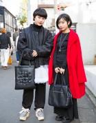Harajuku Girls in Little Sunny Bite, Punk Cake, Tokyo Bopper, Kiki & Vivienne Westwood