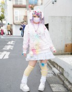 Pastel Hair & Pastel Fashion w/ Manamoko, 6%DOKIDOKI, My Little Pony & Spinns in Harajuku
