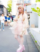 Pastel Vintage Harajuku Style w/ Meno, Too Much, Freckleat & One Spo